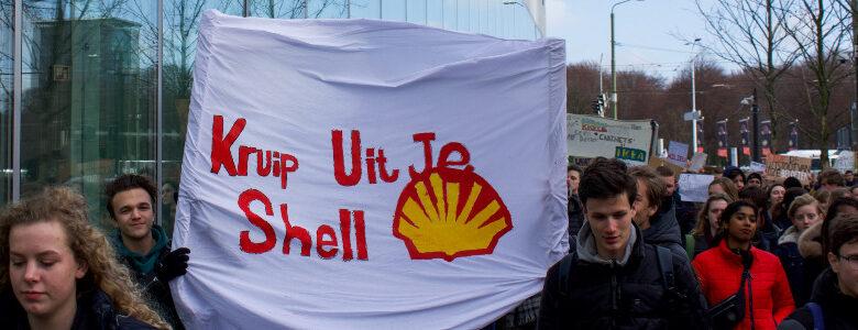 Milieudefensie wint klimaatzaak tegen Shell