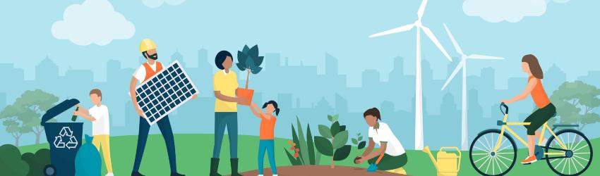 Een duurzaam leven voor beginners