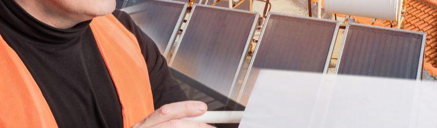 zelf energie opwekken zonneboiler - zonneboiler installeren