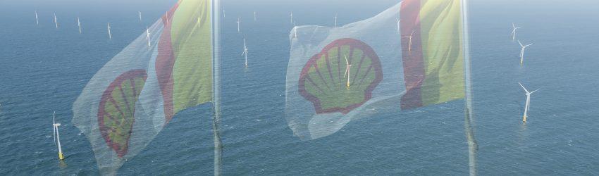 Energieleverancier shell gaat de markt op